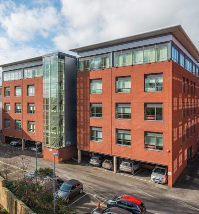 Exeter's Most Recognisable Office Building, Senate Court, Exchanges Hands for £9.36m